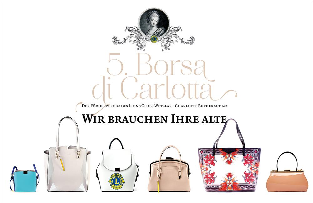 5. Borsa di Carlotta